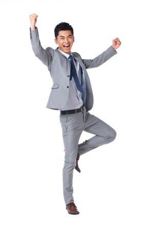 Young businessman protrait 版權商用圖片