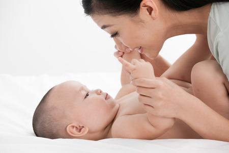matku a dítě