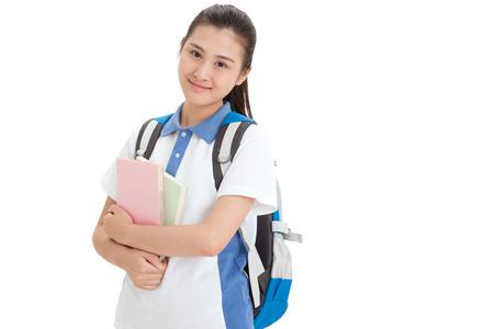 High school students Standard-Bild