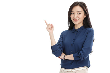 Young business woman 版權商用圖片