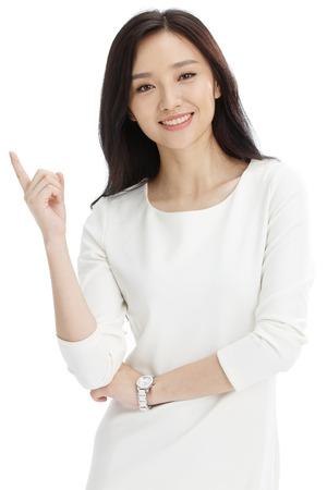 Young business woman 版權商用圖片
