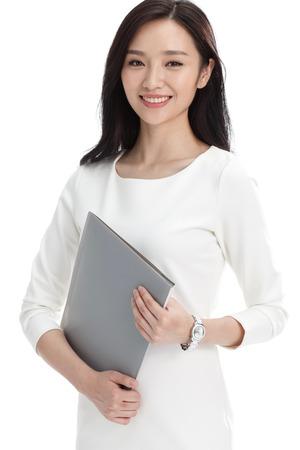 Young business woman Фото со стока