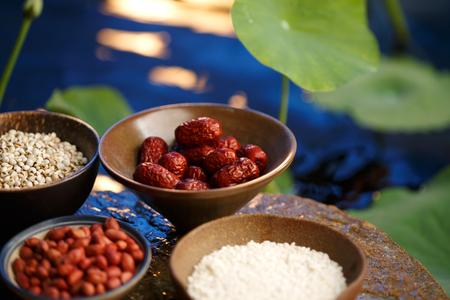 raw materials: Food raw materials Stock Photo