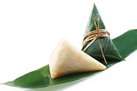 전통 중국 쌀 푸딩 스톡 콘텐츠
