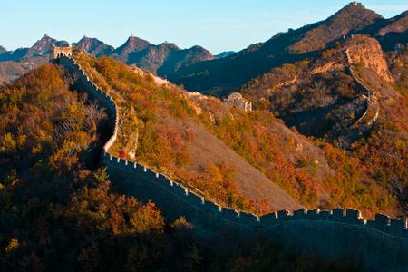The Great Wall, Qinhuangdao, Hebei