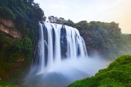 Huangguoshu Waterall in de provincie Guizhou
