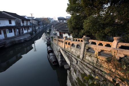 Ancient city of Shaoxing in Zhejiang