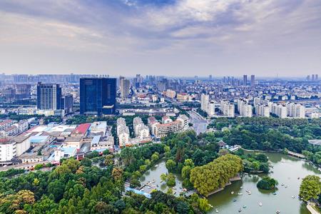 Urban architecture in Jiangsu, Changzhou