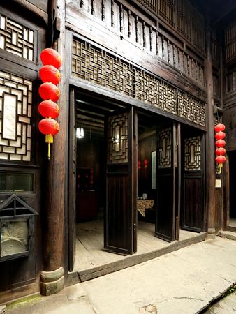 Hunan province Hongjiang interior room