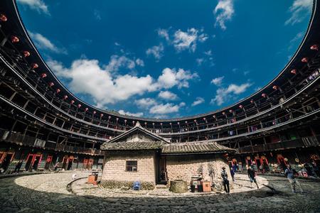 Fujian Province, Nanjing Tulou int.