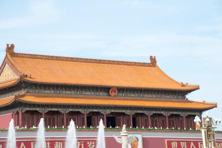 北京の天安門