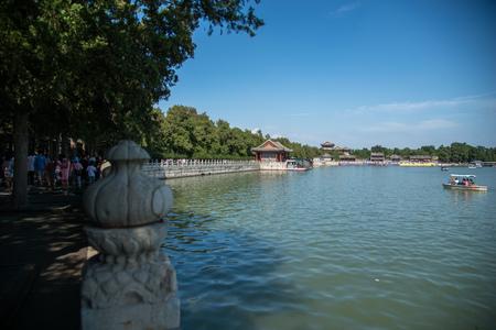 Summer Palace lake view