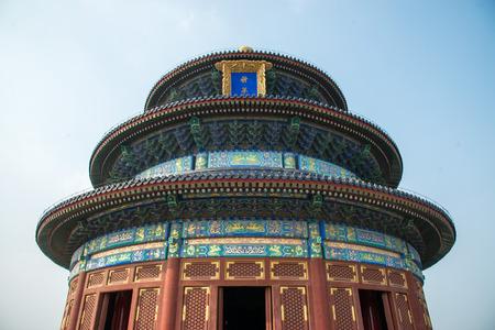 Beijing Tiantan Temple