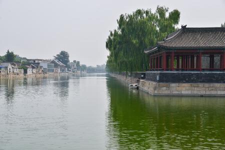 Beijing Forbidden City Stock Photo