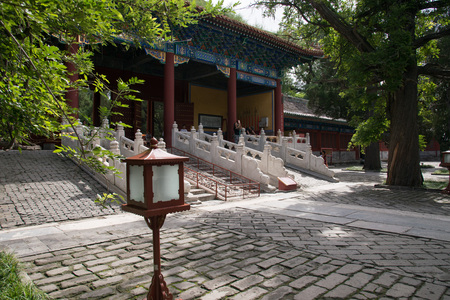 Yonghegong Lamasery Editorial