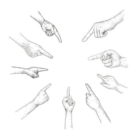 compel: point Illustration