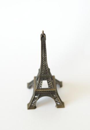 eiffel tower souvenir toy