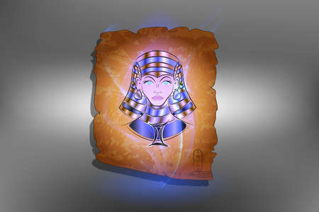 Egyptian goddess and zodiac sign.