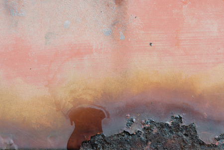 corroded: Metal Rust Corroded Texture Stock Photo