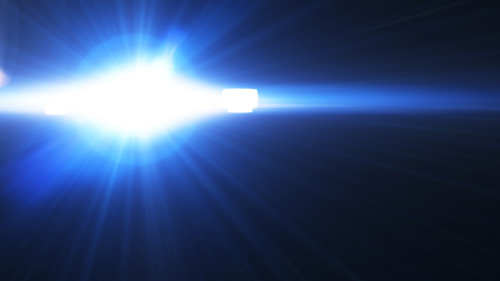 Digital lens flare,Abstract overlays background. Stock Photo