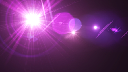 Digital lens Flare , Natural lens flare., Abstract overlays background.