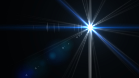 Lens flare , Abstract overlays background.