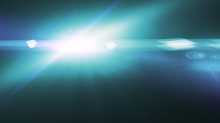 Digital lens Flare , light leaks , Abstract overlays background.