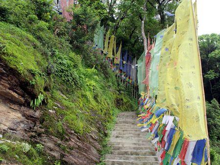 Tibetan Fleg, Namchi Sikkim