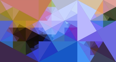 triangulation: Abstract background of triangles created by means of triangulation