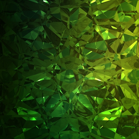 green gemstone: Green Background of jewelry gemstone. Abstract and decorative. Stock Photo