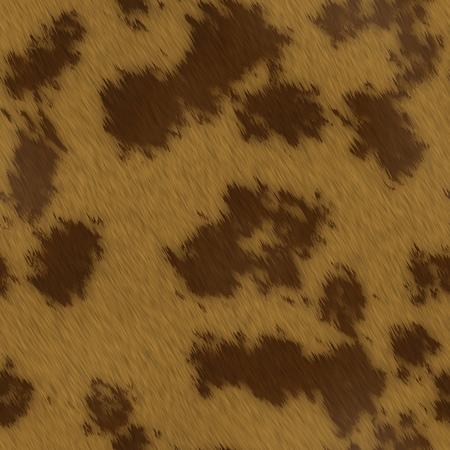 animal fur: Seamless giraffe animal fur background