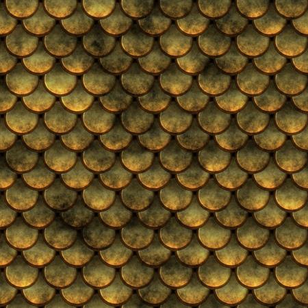 reptile: Seamless reptile scale background