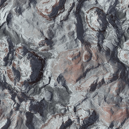 erosion: Seamless stone terrain background