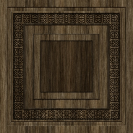 wood panel: Decorative wood panel for decorating walls and furniture
