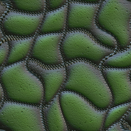 Seamless background leather upholstery, it can be used as texture.