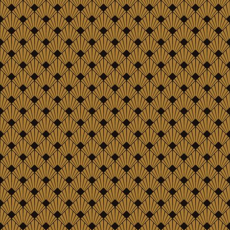 Seamless pattern Geometric tile background or texture