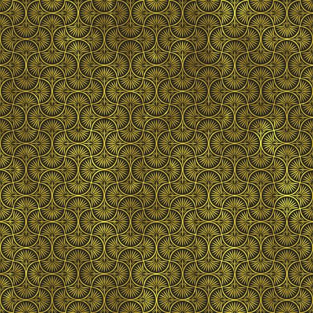 Geometric seamless pattern tile background or texture