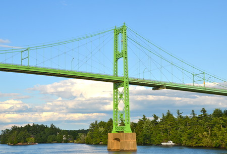 The Thousand Islands Bridge  photo