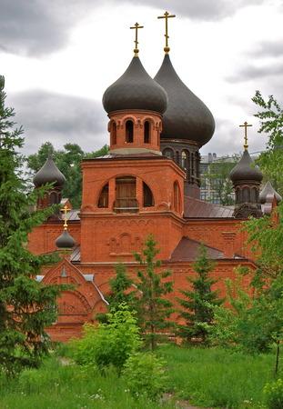 believers: Pokrovsky Cathedral (Old Believers), Kazan, Russia