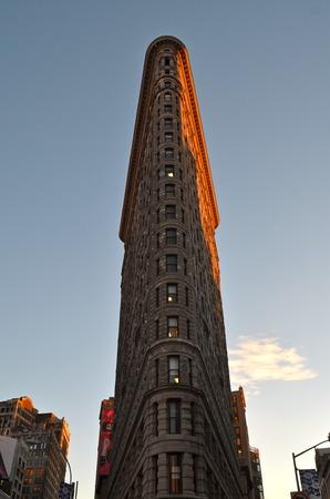 Flatiron Building, Manhattan, New York City, USA.