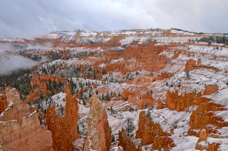 Bryce Canyon National Park, USA photo