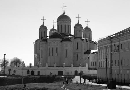 vladimir: Dormition Cathedral in Vladimir, Vladimir region, Russia.