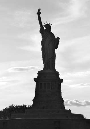 The Statue of Liberty in New York City, USA photo