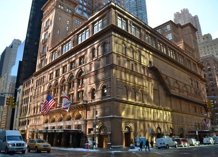 Carnegie Hall, Manhattan, New York City, USA