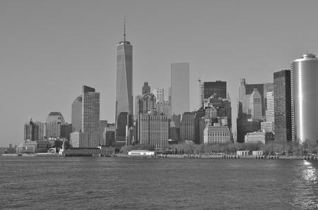 megalopolis: New York City, USA