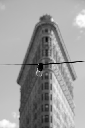 burnham: Flatiron Building  a NYC landmark over 100yrs old in 1902 was one of the tallest skyscrapers in Manhattan.