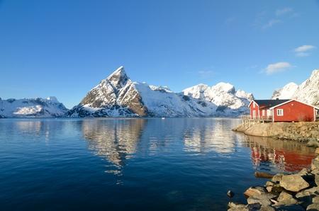 lofoten: Lofoten islands, Norway Editorial