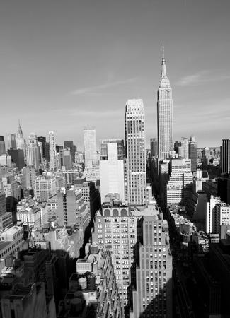 Manhattan skyline, New York City, USA Stock Photo