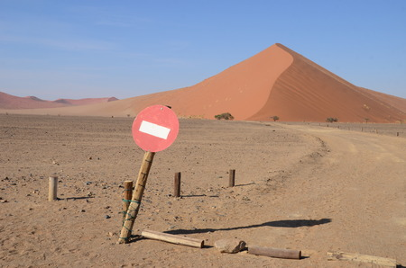 Dunes in Namib desert, Namibia, Africa