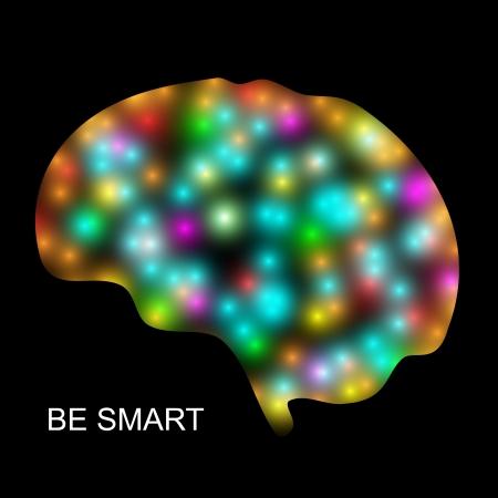 Brain Stock Vector - 21654816